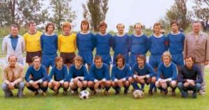 NK Samobor 1975. godine