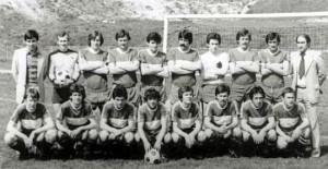 NK Samobor 1979. godine