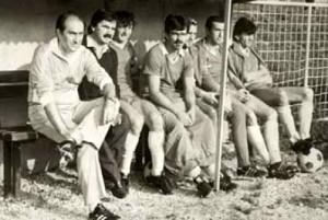 Klupa NK Samobora 1982. godine