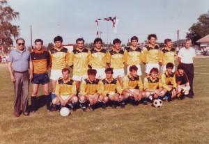 NK Samobor 1983. godine