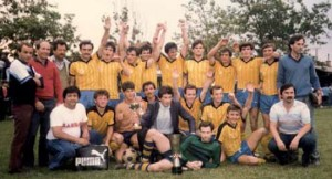 Nakon osvajanja kupa 1985. godine
