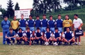 NK Samobor 1987. godine