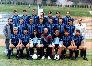 NK Samobor 1990. godine
