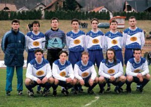 NK Samobor 1995. godine