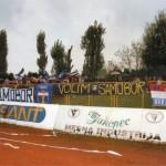 Fanatici na utakmici Samobor - Dubrovnik