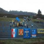 Fanatici na stadionu NK Samobora
