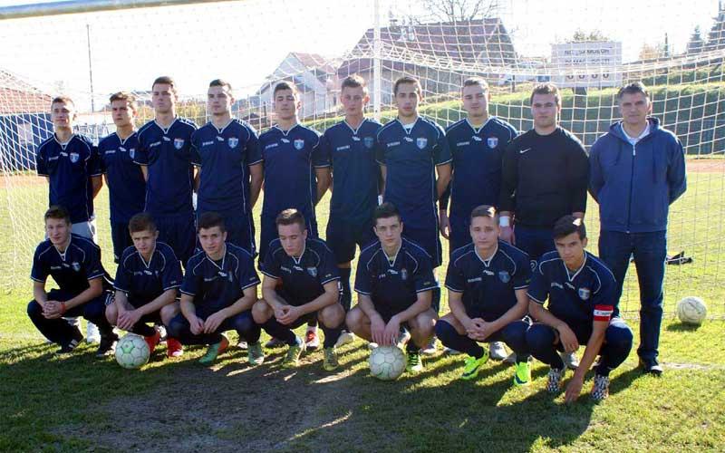 Selekcija Juniora NK Samobora u sezoni 2015/2016.